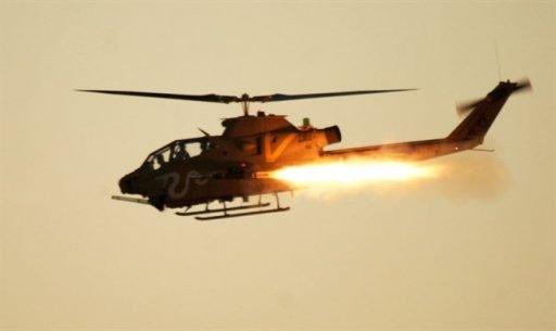 Bombardements israéliens après des tirs de roquettes — Gaza