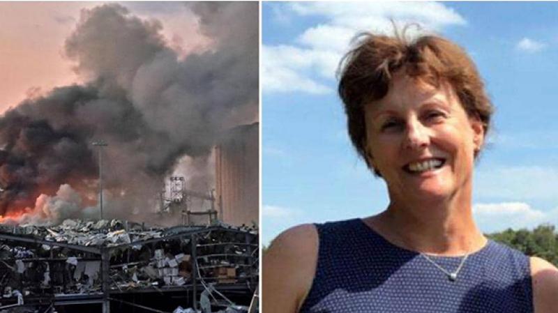 L'épouse d'un ambassadeur emportée par l'explosion — Liban